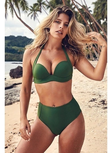 Angelsin Bikini Yeşil